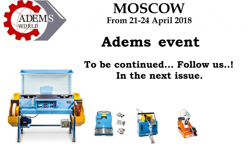 Adems Event Moscow