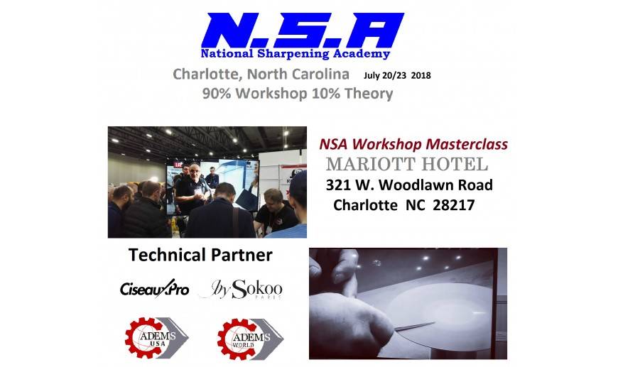 NSA Training Charlotte (NC) USA