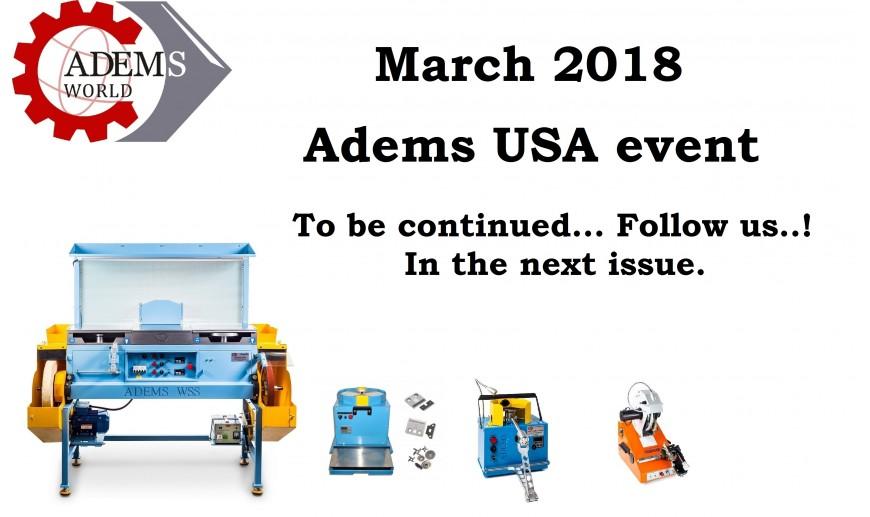 ADEMS USA Event
